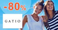Výpredaj módy až -80% zľavy na Gatio.sk