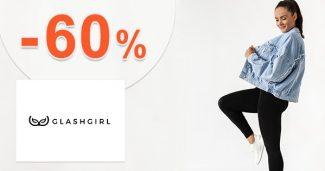 Zľavy a akcie až -60% vo výpredaji na GlashGirl.sk