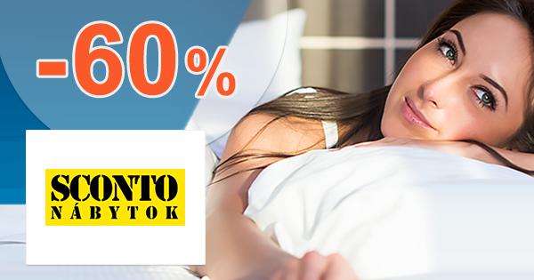 Výpredaj matracov až -60% zľavy na Sconto.sk