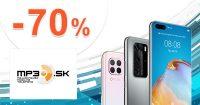 Mobilné telefóny vo výpredaji až do -70% na MP3.sk