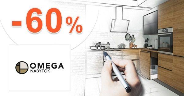 Výpredaj nábytku až do -60% na Omega-nabytok.sk