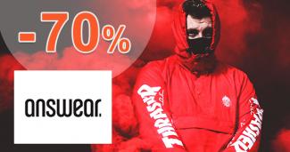 Výpredaj na Answear.sk až -70%