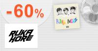 Výpredaj na CD tituly až -60% na shop.RukaHore.sk