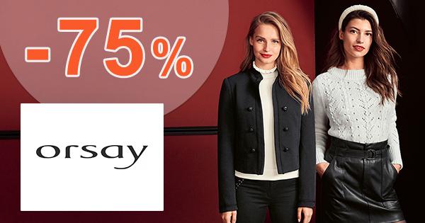 Výpredaj na dámske šaty až -75% na Orsay.sk