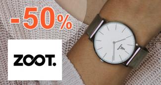 Výpredaj na pánske hodinky až -50% na ZOOT.sk