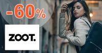 Móda pre plnoštíhle až -60% zľavy na ZOOT.sk
