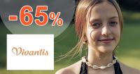 Výpredaj na detské šperky až -65% na Vivantis.sk