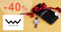 Výpredaj na hodinky až do výšky -40% na Vuch.sk
