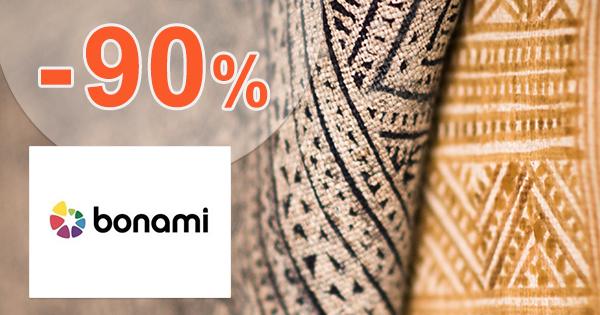 Výpredaj na koberce a rohožky až -90% na Bonami.sk