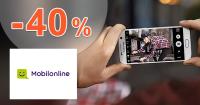 Výpredaj na mobily až -40% zľavy na MobilOnline.sk