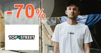 Výpredaj na doplnky až -70% zľavy na Top4street.sk