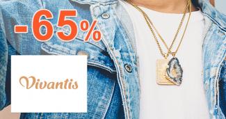 Výpredaj na pánske šperky až -65% na Vivantis.sk