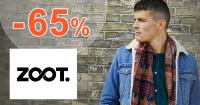 Výpredaj na pánske košele až -65% na ZOOT.sk
