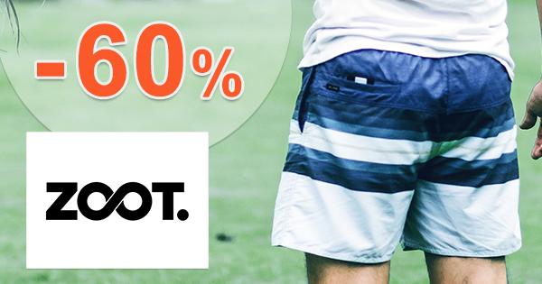 Výpredaj na pánske kraťasy až -60% na ZOOT.sk