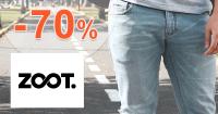 Výpredaj na pánske rifle až -70% zľavy na ZOOT.sk