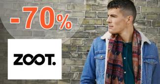 Výpredaj na pánske bundy až -70% na ZOOT.sk