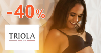 Výpredaj nočného prádla až -40% na Triola.sk