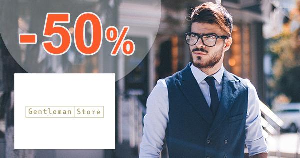 Výpredaj oblečenia až -50% na GentlemanStore.sk