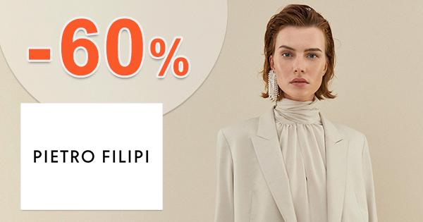 Outlet oblečenie až -60% zľavy na Pietro-Filipi.com