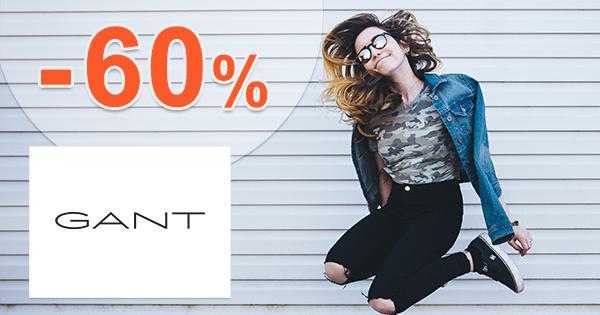 Výpredaj oblečenia až -60% zľavy na GANT.sk