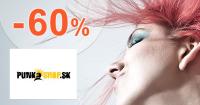 Ruksaky a tašky až -60% zľavy na PunkShop.sk