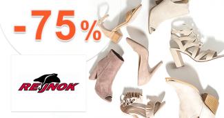 Výpredaj obuvi až -75% zľavy na RejnokObuv.sk