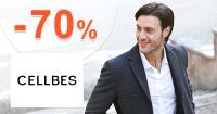 Výpredaj pánskej módy až -70% na Cellbes.sk