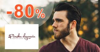 Výpredaj pánskej módy až -80% na PánskaElegancia.sk
