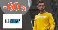 Výpredaj pánskych mikín až -60% na BudChlap.sk