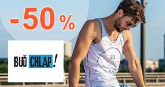 Výpredaj pánskych tričiek až -50% zľavy na BudChlap.sk