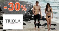 Výpredaj spodného prádla až -30% na Triola.sk