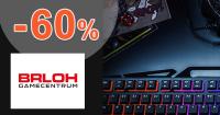 Výpredaj počítačových hier až -60% na Brloh.sk