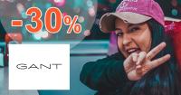 Sezónny výpredaj pre dievčatá až -30% na GANT.sk