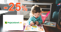 Výpredaj produktov KENDAMIL až -25% na MojaLekaren.sk