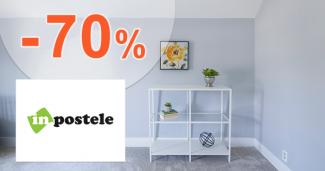 Výpredaj regálov až -70% zľavy na inPostele.sk