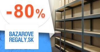 Akčný tovar až do -80% zľavy na BazaroveRegaly.sk