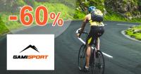 Výpredaj skladu až -60% zľavy na GamiSport.sk