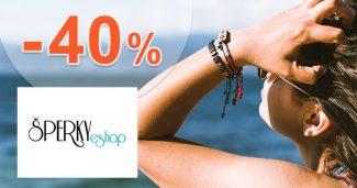 Výpredaj skladu až do -40% na Šperky-eshop.sk