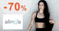 Výpredaj so zľavami až do -70% na Alinda.sk