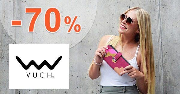 Výpredaj so zľavami až do výšky -70% na Vuch.sk