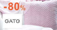 Výpredaj módy až -80% zľavy a akcie na GATE.shop