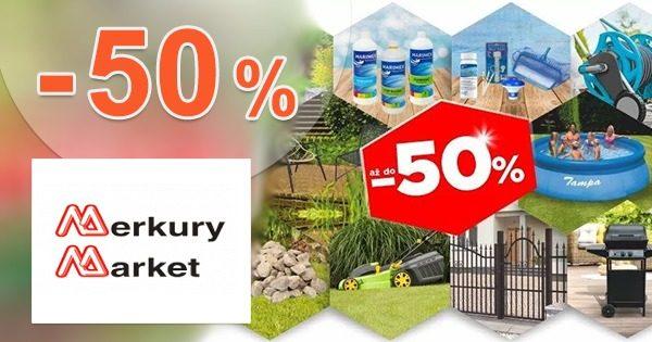 Výpredaj záhrady až do -50% na MerkuryMarket.sk