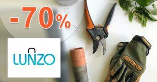 Všetko pre dom a záhradu až do -70% na Lunzo.sk