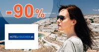 Všetky pobyty v zľave až -90% na HotelVoucher.sk