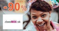 Všetky zľavy na tovar až do -90% na ZlavoMax.sk