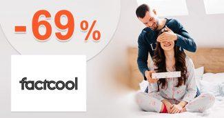 VALENTÍNSKE ZĽAVY → AŽ DO -69% na FactCool.sk