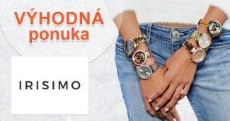 VIP SERVIS zadarmo k nákupu na IRISIMO.sk