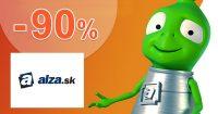 VÝPREDAJ, AKCIE a ZĽAVY až do -90% na Alza.sk