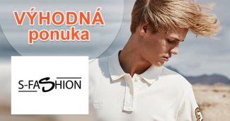 VÝPREDAJ VYBRANEJ MÓDY na S-Fashion.sk