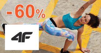 VÝPREDAJ so zľavami až do -60% na 4Fstore.sk